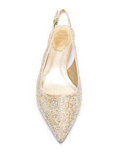 Shop René Caovilla slingback ballerinas in Biondini Paris from the world's best independent boutiques at farfetch.com. Shop 400 boutiques at one address.