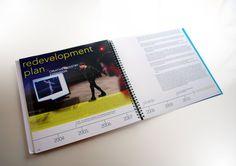 Oversized digital book printed our HP Indigo #portfolio #print
