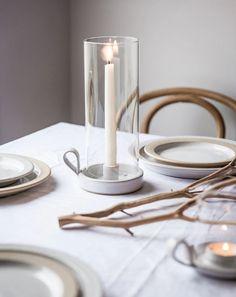 Candlelight – Farmhouse Pottery Farmhouse Pottery, Taper Candle Holders, Ceramic Studio, Handmade Pottery, Artisanal, Decoration, Stoneware, Candles, Ceramics