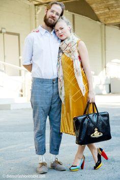 Fashionistable: Hugrún&magni