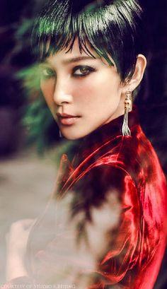 Li Bing Bing for Vogue China