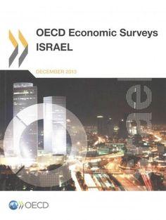 Oecd Economic Surveys Israel 2013 (Paperback)