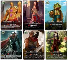 Fairytale Games: The Battle Royale | Image | BoardGameGeek
