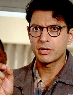 It is a scientific fact that you must watch Independence Day at least twice to equal one viewing of Jurassic Park.