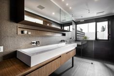 embedded shelf  The Warehaus / Residential Attitudes