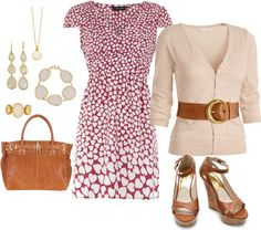 """""""Girly red hearts and moonstone jewlery."""" by desert-diva on Polyvore"""