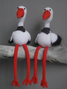 storks Jut and Jul