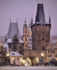 Charles bridge, Prague, Czechia (Lesser Town tower and St. Places Around The World, Around The Worlds, Travel Booking Sites, Scenery Pictures, Barcelona, Prague Czech Republic, Travel Abroad, Places To See, Travel Photos