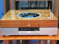Yamaha GT – Per Giskegjerde – Audioroom High End Hifi, High End Audio, Yamaha Hi Fi, Turntable Cd Player, Yamaha Audio, Hi Fi System, Audio Design, Audio Room, Hifi Audio