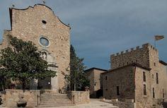 Castell de Benedormiens, a Castell d'Aro-Platja d'Aro. #sortirambnens