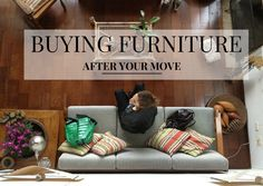 Movers.com - Buying Furniture After You Move - #moversdotcom