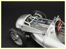 CMC M-027 Auto Union Typ D, 1938 (3. Serie)