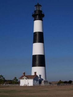 The Bodie Island Lighthouse  check this one off
