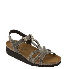 Another pinner said: Naot - most comfortable shoes EVER #naot #sandal #rachel