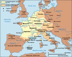 Charlemagne, Frankish king (d. 814)- LOUIS 1°, 3) ROI D'AQUITAINE (781-814), 1: Durant son règne en Aquitaine, le gouvernement est d'abord assuré par Charlemagne, qui nomme des comtes Francs. A partir des années 790 (12 ans), Louis joue aussi un rôle dans le gouvernement de son royaume. Parmi les personnalités de royaume d'Aquitaine, les principaux sont BENOIT D'ANIANE, conseiller de Louis, d'origine wisigothe; GUILLAUME DE GELLONE, COMTE DE TOULOUSE à partir de 788 en remplacement...