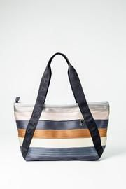Adorable seat belt tote available in our online store http://modern-mix.shoptiques.com