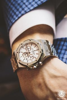 """watchanish: """"Behind the scenes with London Jewelers. Audemars Piguet Watches, Seiko Watches, Luxury Watch Brands, Luxury Watches For Men, Rolex, Patek Philippe, Swiss Army Watches, Expensive Watches, Beautiful Watches"""