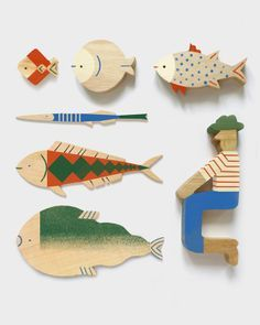 Valerio Vidali...parts for fisherman mobile