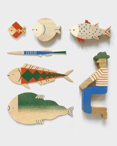 Valerio Vidali...parts for fisherman mobile