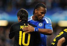 Messi x Drogba