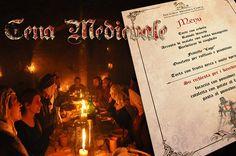 Postiamo un'anticipazione del menu di sabato 27 Agosto alla cena Medievale. Ci saranno tanto divertimento, tanto buon cibo per grandi e piccini e tanta bella gente!!!
