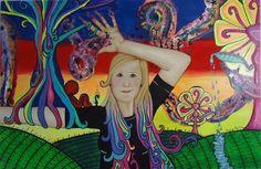 Autoretrato   No es necesario creer en lo que dice un artista, sino en lo que hace.    David Hockney