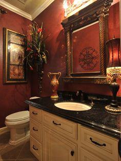 Powder Room Design, Pictures, Remodel, Decor and Ideas - page 111