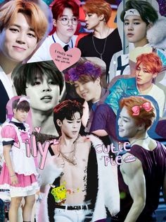 Jimin collage ✨