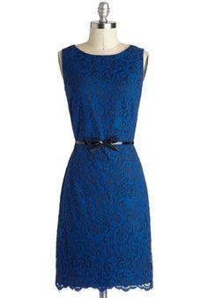 Forever Fabulous Dress in Sapphire - Blue, Variation, ...