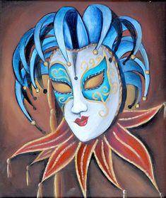 Bimbi: Velencei maszk II - Vándorfény Galéria