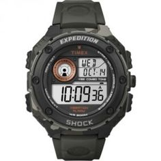 Timex Expedition Vibe Shock Watch - Camo