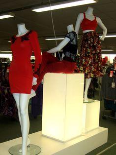 // display // visual merchandising // fashion