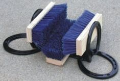 Horseshoe boot brush | if you re lucky enough to live in a house with a mud room you can ...
