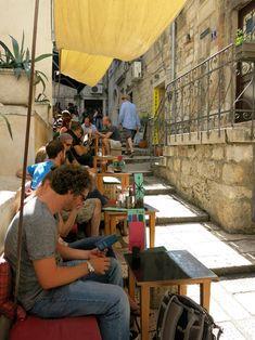 BestPlaces in Split, Croatia. Figa Bar http://www.wtf-ivikivi.de/the-best-places-in-split/
