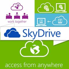 Windows 8 and the Cloud: SkyDrive  Microsoft's cloud storage service, SkyDrive, has been around for just over 5 years—since way before Apple came out with iCloud or Google with Gdrive. But only with Windows 8 does SkyDrive become an integral part of Microsoft's operating system strategy.