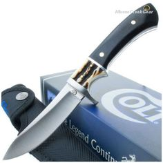 Colt CT356 Bone and Wood Handle Skinning Knife | MooseCreekGear.com | Outdoor Gear — Worldwide Delivery! | Pocket Knives - Fixed Blade Knives - Folding Knives - Survival Gear - Tactical Gear