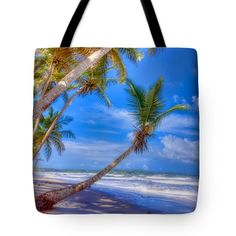 Tote Bags - Life in the Tropics Tote Bag by Nadia Sanowar