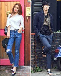 Instagram #skateboarding photo by @jaerissa777 - ..strike-a-pose couple..   SOLIM  송 재림 Song Jaerim and 김 소은 Kim Soeun @jaelim_song @socun89 Photo: KSE (instaupdate)    #소림커플 #소림부부 #ltecouple #mbc #korea #wegotmarried #solim #solimcouple #solimforever #bestcouple #solimfinity #catlovers  #김소은 #金素恩 #kimsoeun #koreanactress  #송재림 #songjaerim #songjaelim #ソンジェリム #宋再临 #宋在臨 #koreanactor #model Hobbies: #saxophone #guitar #surfing #skateboarding #motorcycleride #music…