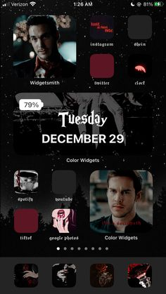Vampire Diaries Guys, Vampire Diaries The Originals, Application Icon, Iphone App Layout, Chris Wood, Wreck This Journal, Iphone Wallpaper Tumblr Aesthetic, App Covers, Phone Icon