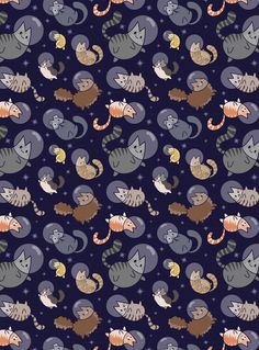 cats pattern - Google Search