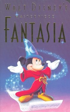 Fantasia (1940) - The BEST Disney movie of all time!