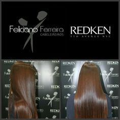 #felicianoferreira #hairstylist #topdeclasse #redkenpt #redkenportugal Hairdresser