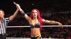 #The Boss  Sasha Banks