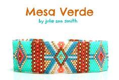 Julie Ann Smith Designs MESA VERDE Odd by JULIEANNSMITHDESIGNS