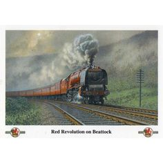 MA Arts MT4 Series Red Revolution on Beattock Mike Turner Listing in the Rail,Transportation,Postcards,Collectables Category on eBid United Kingdom | 142553354