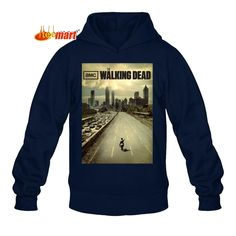 The Walking Dead City In Ruins Customized Hoodie Walking Dead Hoodie, The Walking Dead Movie, Walking Dead Funny, Types Of Printing, Funny Movies, Comic Books, Hoodies, Logo, History