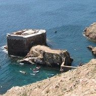 Natural PT website: Berlengas Nature Reserve - Island day trip outside of Obidos from docks at Peniche