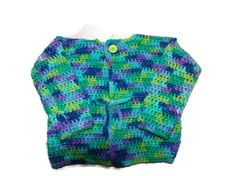 Unisex Sweater and Hat 12 to 18 Months by MrsSchafferCreations, $40.00