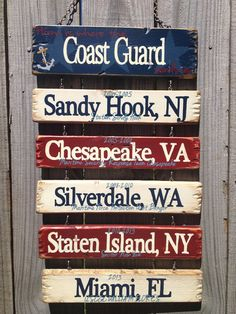 Home is Where The Military Sends Us - Hand Painted Billet Sign on Etsy, $45.00