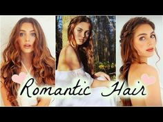 "Easy Bridal Hairstyles TutorialBohemian ""Romeo & Juliet"" Style - YouTube"